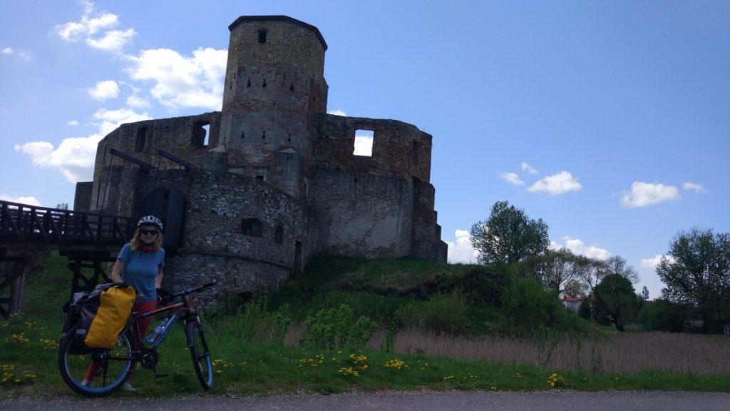 Zamek w Siewierzu, źródło: archiwum prywatne.
