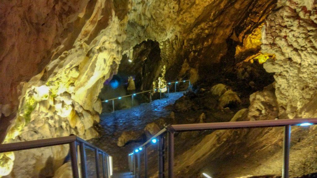 Wejście do jaskini