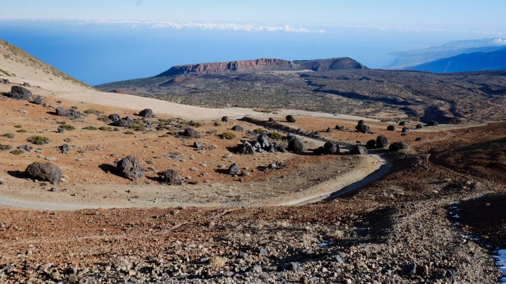 Zbocza Teide